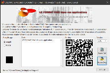 QRCode to Dwg